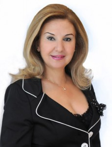 Katia Tayar-President & Founder Arabcom group
